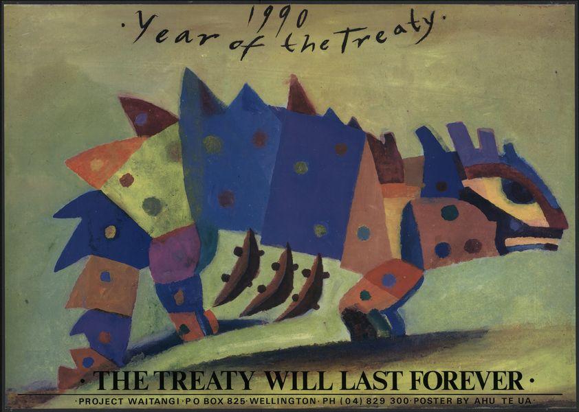 1990, year of the Treaty