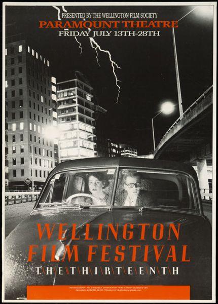 Thirteenth Wellington Film Festival.