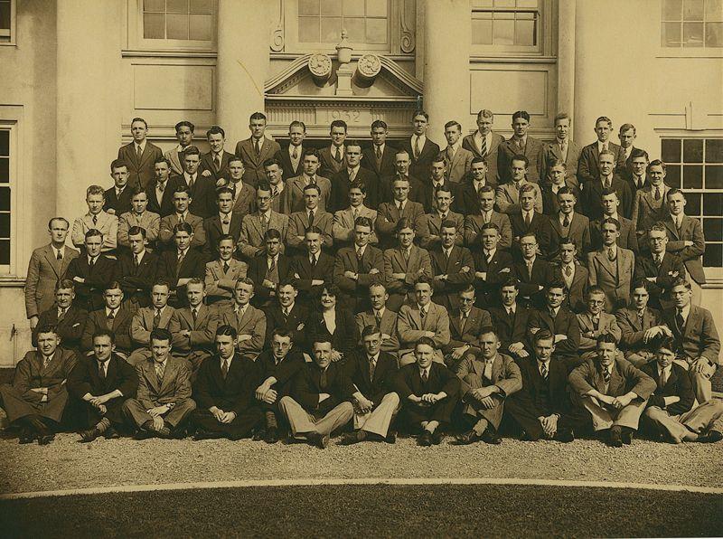 1934 Weir House Residents' Association 1933-