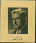 1951-1952 Portrait of Warden, Weir House
