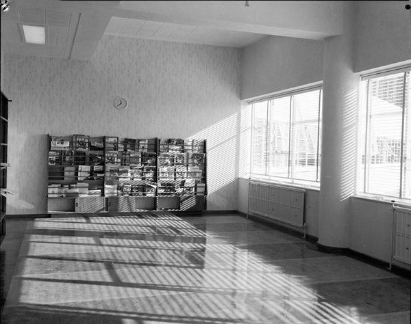 Interiors - Hunter - Library