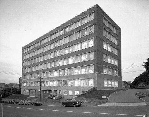 Buildings - Easterfield