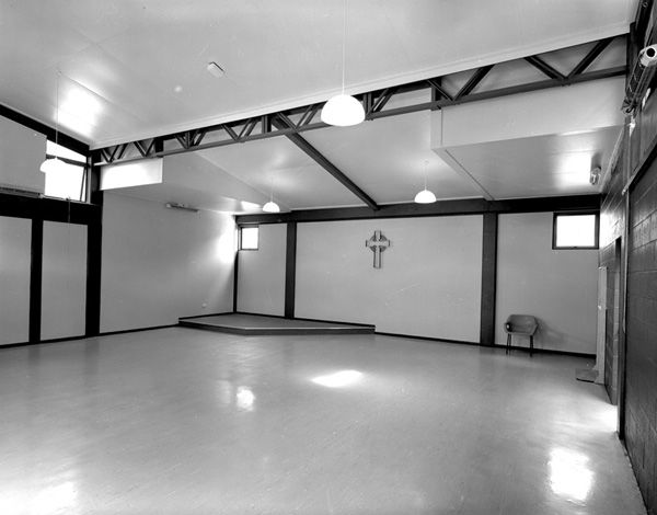 Interiors - Everton Hall, Chapel