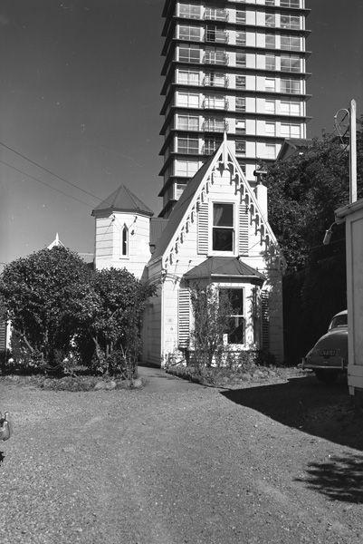 [99? Boulcott Street, Wellington]