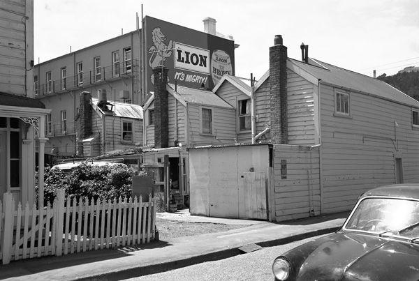 [2? Tennyson Street, Wellington]